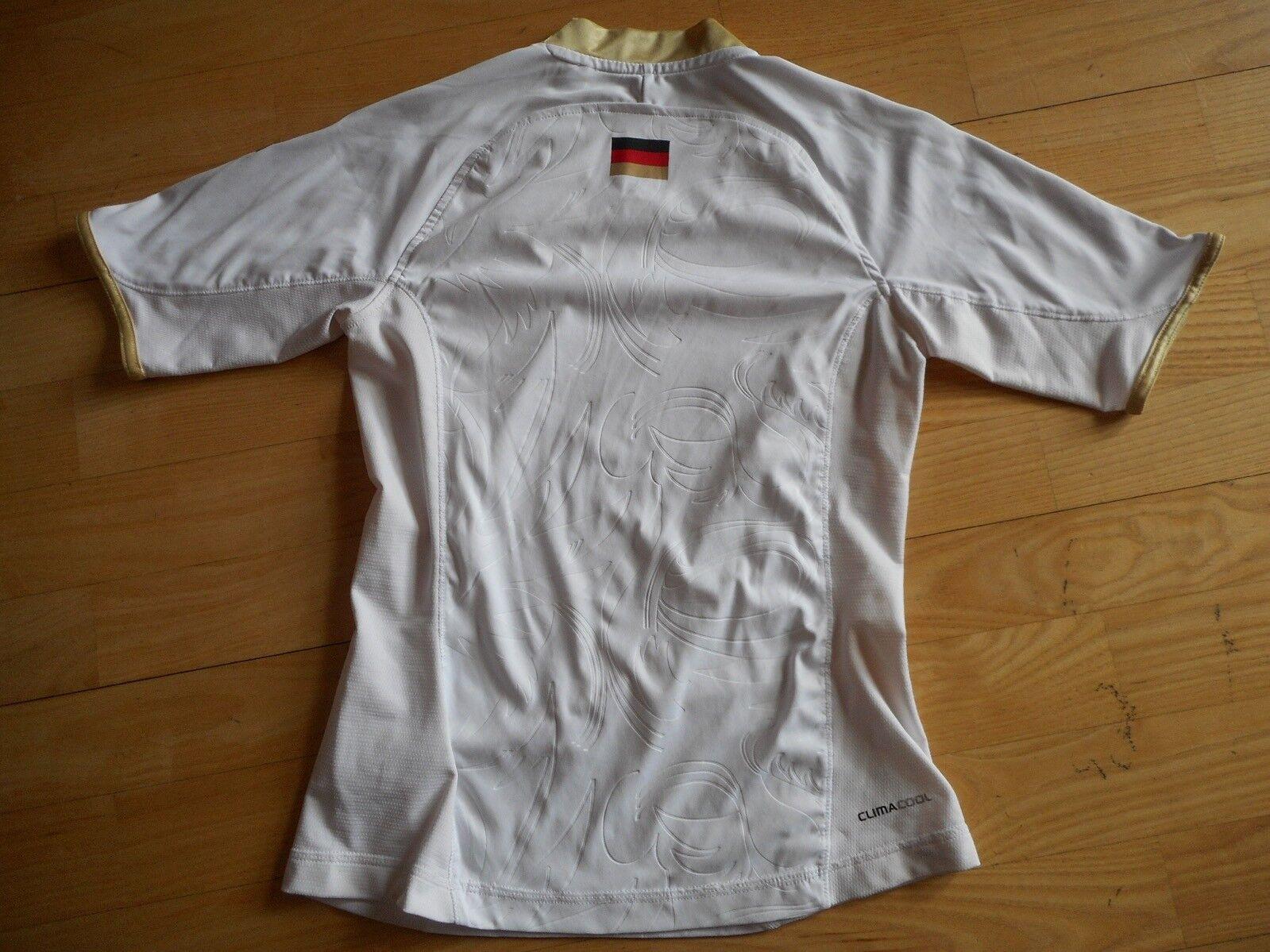 DFB Trikot Trikot Trikot DEUTSCHLAND zur Fußball WM  Gr. XS (L- Nr. G52) 95f846