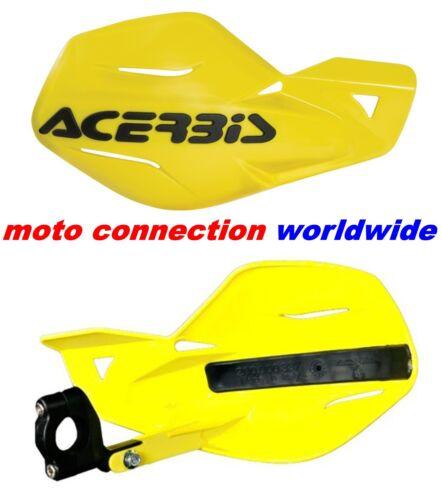 HAND GUARDS ACERBIS UNIKO YELLOW SUZUKI RM125 RM250 RM125 RM250 2008