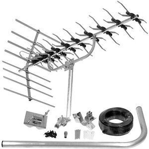 DIGITAL-HD-TV-AERIAL-WITH-INSTALLATION-KIT-HIGH-GAIN-ARIAL-1st-Class-Delivery