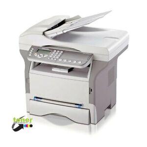 Stampante multifunzione laser Philips MFP 6050 fax copia scanner - rigenerata