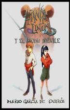 Amanda Linus y el Asesino Invisible by Mario García de Quirós (2016, Paperback)