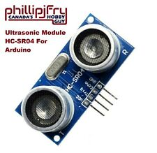 Ultrasonic Module Hc Sr04 Distance Measuring Transducer Sensor Arduino Canada