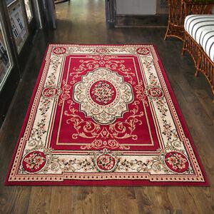 Teppich Orient Rot Perser Orientalisch Beige S Xxl 200x300 300x400