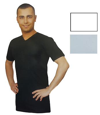 DIADORA t Shirt intima uomo scollo V Cotone a Castel San