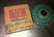 NEW IN  A BOX * Details about  /TB WOODS 8S158 SF FLANGE