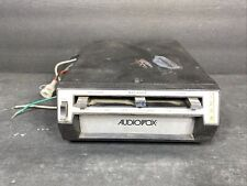 Audiovox 8 Track Solid State Car Stereo Player C 902a Untested Sold For Parts