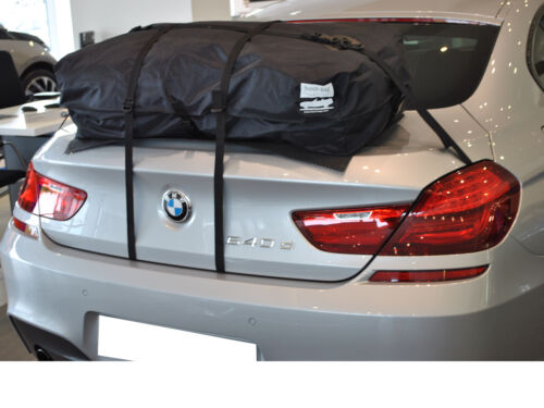 luggage rack Boot-bag BMW 6 Series Gran coupe  Roof box,roof rack