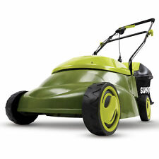Sun Joe Electric Lawn Mower | 14 inch | 12 Amp | Certified Refurbished