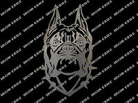Boxer Metal Sign Wall Art Head Face Guard Dog Cute Unique Usa Made Plasma Cut