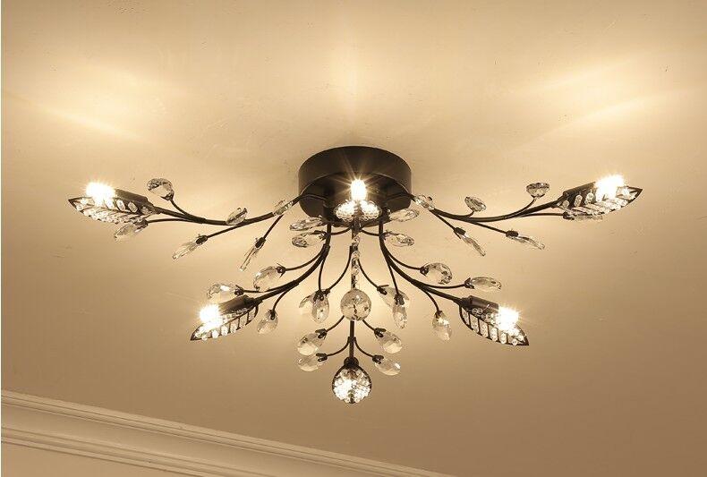 E639 European Diameter 78CM 6 Lights Decoration Droplight Chandelier Lamp S