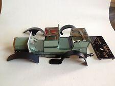 E/  Schuco Mercedes Oldtimer Blechspielzeug Karosserie Modellbau /noch NEU