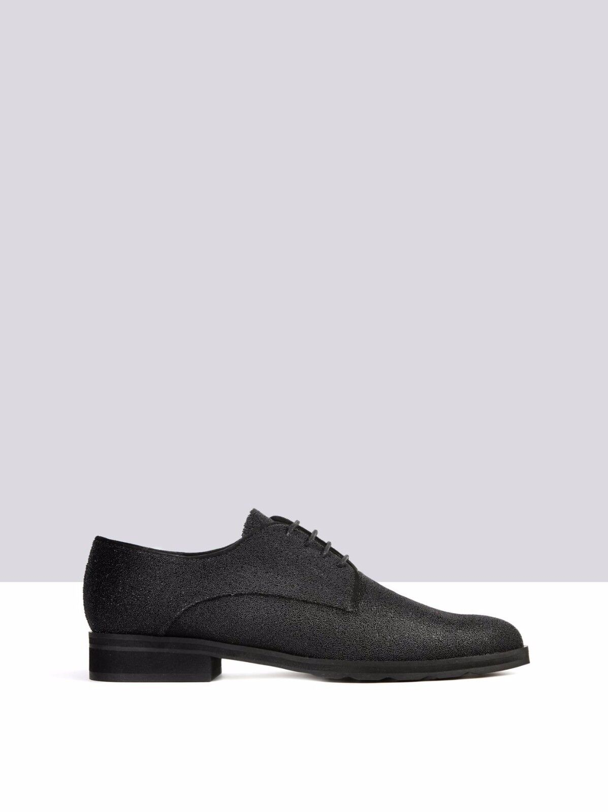 Ted & Muffy Jive Black Lace Up shoes UK 7 EU 40 JS24 69 SALEx