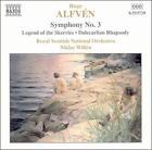 Alfv'n: Symphony No. 3 (CD, Jun-1999, Naxos (Distributor))