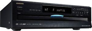 ONKYO-DX-C390-6-DISCO-LETTORE-CD-changer-Multi-sei-GIOSTRA-Compatto-Nero