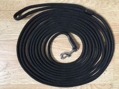 Handmade Long de 6 M chien plomb avec trigger clip pour la formation Rappel et solide.