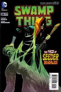 Swamp-Thing-Vol-5-24-Fast-Mint-NM-Dc-Comics-Modern-Alter