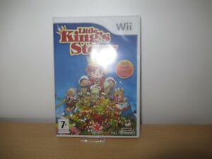 LITTLE-KINGS-STORY-NINTENDO-WII-SEALED-NEW-KING-039-S-pal