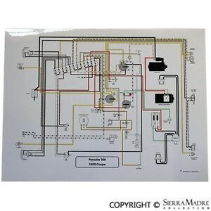 Fine Full Color Wiring Diagram Porsche 356 Pre A With Rotary Switches Wiring 101 Ferenstreekradiomeanderfmnl