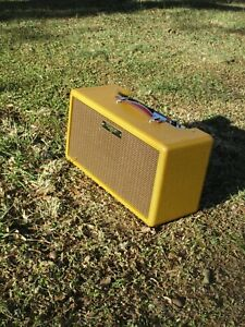 Classic Tube Reverb Unit Carl's Custom Amps! Aged Lacquer
