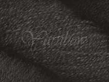Mirasol ::Sulka Legato #06:: merino alpaca silk yarn Charcoal Heather