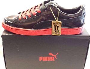 Puma-Meek-Silver-Basket-Men-039-s-Sneakers