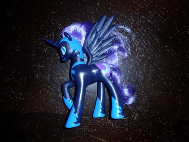 4pcs Set My Little Pony Princess Luna Nightmare Moon Cadence Celestia Figure Toy For Sale Online Ebay