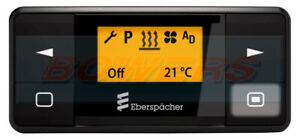 Eberspacher-Airtronic-12V-24V-D2-D4-D4S-D5-Riscaldatore-7-Giorno-Timer-digitale-Iniettore