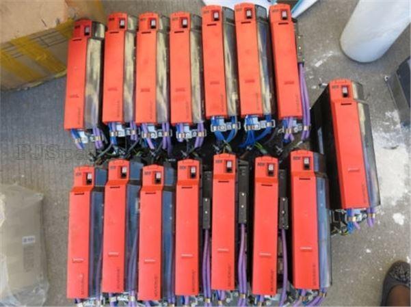 Used 1Pcs SEWMDX61B0005-5A3-4-0T 0.55KW Plc Module ou