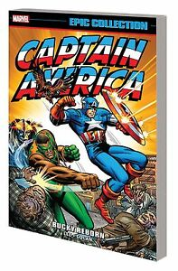 MARVEL COMICS CAPTAIN AMERICA EPIC COLLECTION VOL 3 BUCKY TRADE PAPERBACK TPB