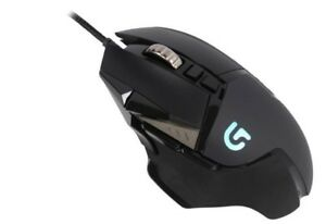 Brand New Logitech G502 Proteus Spectrum RGB Tunable Gaming Mouse