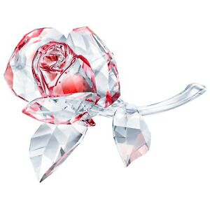 Swarovski-Crystal-Creation-5428561-Blossoming-Rose-Red-RRP-299