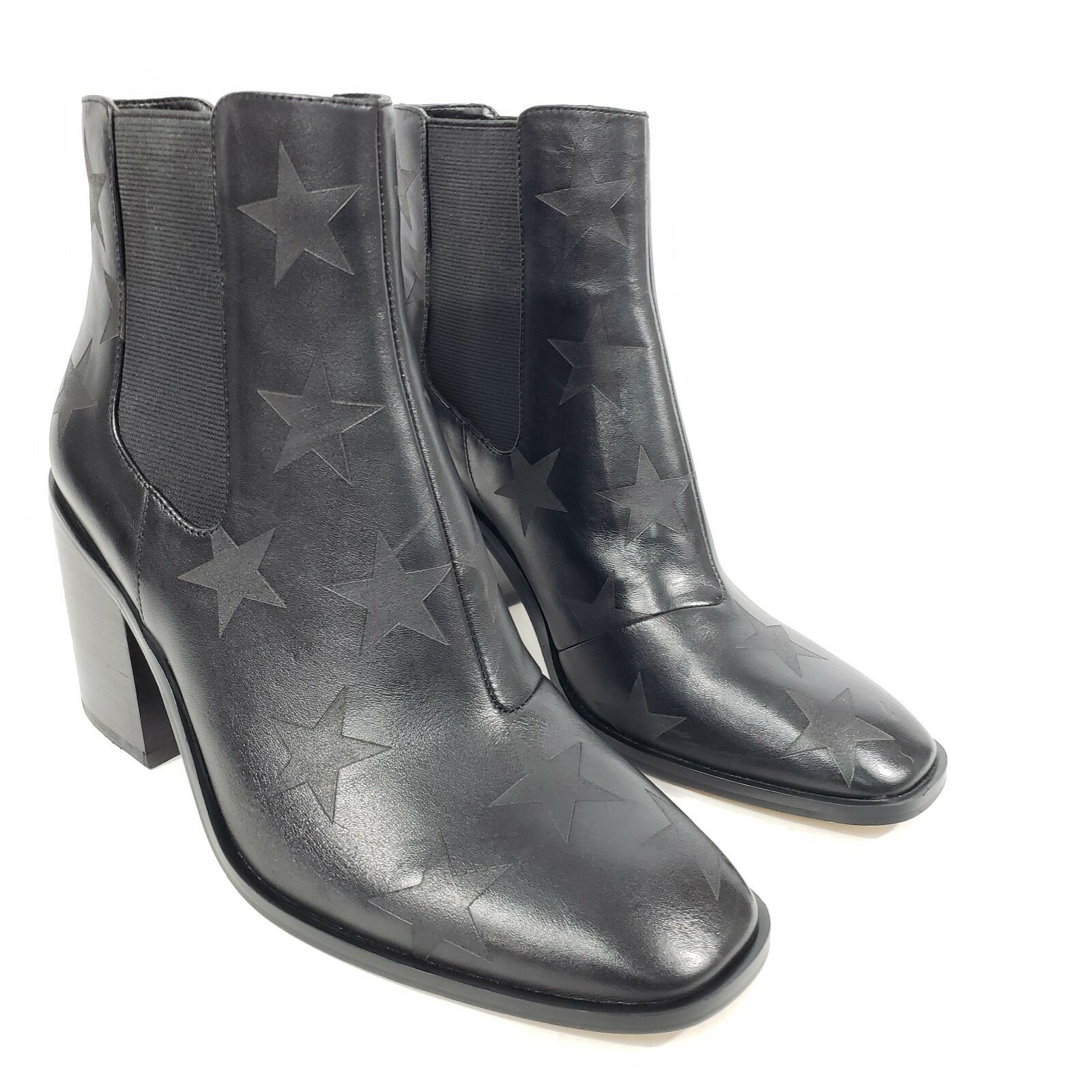 The Fix Women/'s Sadie Military Style 4 Strap Jewel Buttons Ankle Boot