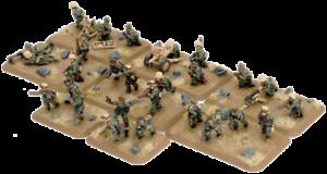 Flames-of-War-BNIB-Afrika-Korps-Rifle-Platoon-GE746