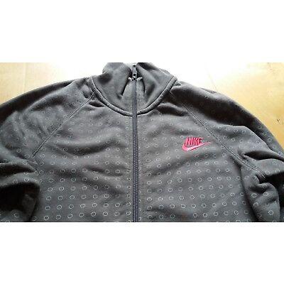 Nike Damen Sweatjacke Jacke Gr. 38/40 schlamm