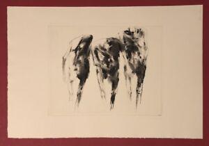 Roland-Doerfler-Drei-Figuren-Radierung-1966-handsigniert-und-datiert