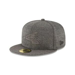 Chicago White Sox New Era 2018 Clubhouse Collection 59FIFTY Fitted Heather Grey