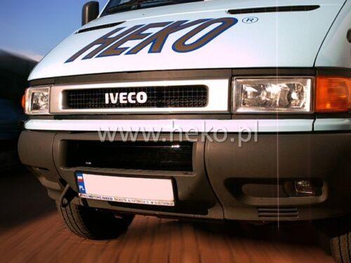 HEKO 02084Inverno Mascherina per front grill IVECO TURBO DAILY III anno 1999-2006