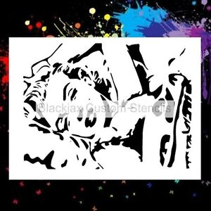 Marilyn-Monroe-03-Actress-Airbrush-Stencil-Template