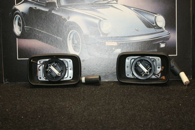 Porsche 928s Exterior Mirror Frame Plus Motor For Sale Online Ebay