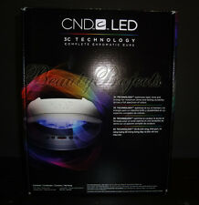 CND LED Light Lamp 3c Technology 100-240v Salon Professional Cures Shellac