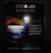 CND Led Light Lamp 3C Technology 100-240V Salon Professional Cures Shellac NEW