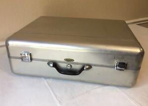 Halliburton Suitcase Vintage