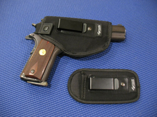 IWB Conceal Carry Holster fits Colt 1911 Kimber Springfiel Wilson Remington