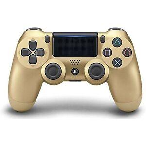 DualShock-4-Wireless-Controller-Gold-BRAND-NEW