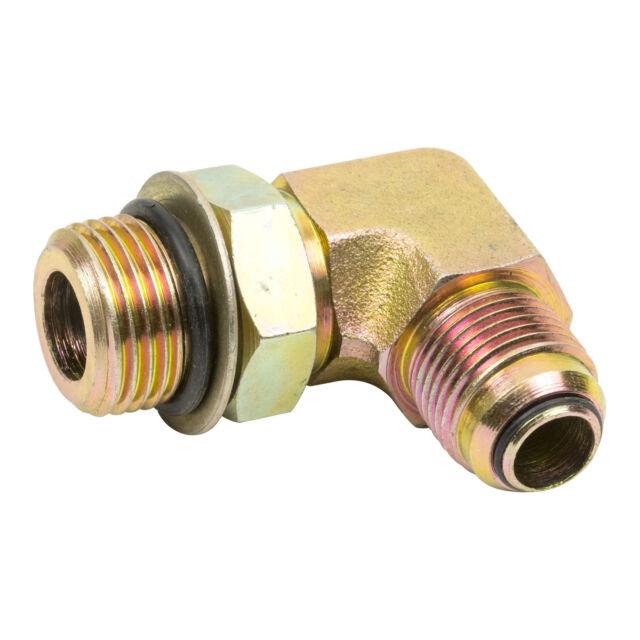 Exmark 1-633605 90 Degree Hydraulic Fitting Lazer Z CT HP XP
