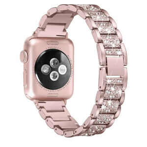 Stainless Steel Bracelet Iwatch Band Strap For Apple Watch Series 4 3 2 40 44mm Ebay