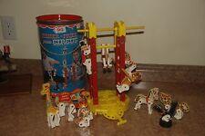 Vintage 1963 Fisher Price #902 Junior Circus Animals Play Set