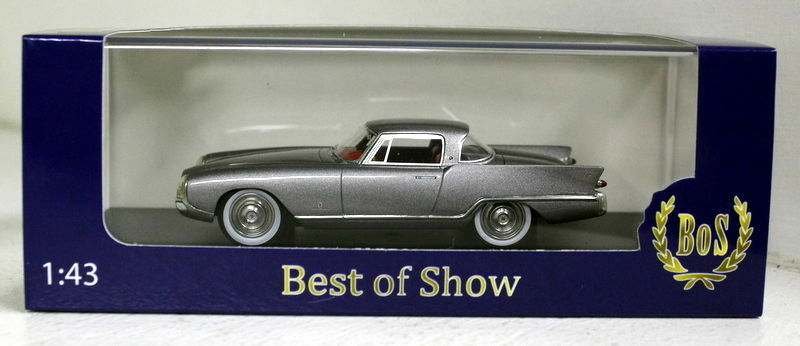 NASH RAMBLER PALM BEACH COUPE PININFARINA 1956 - BoS BEST OF SHOW 1 43