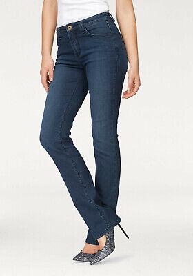Arizona Gerade Jeans »Nathalie« blue used. Kurz Gr. NEU!!! KP 49,99 € | eBay