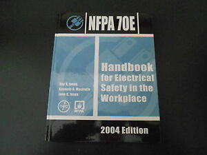 Details about NFPA 70E Handbook for Electrical Safety in the Workplace Ray  Jones NEW HARDBACK